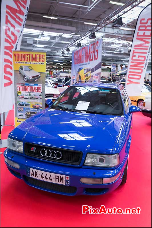 Audi RS2 Break, stand Youngtimers Salon Automedon