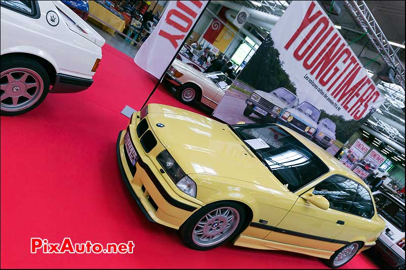 Coupe BMW M3 E36, stand Youngtimers Salon Automedon