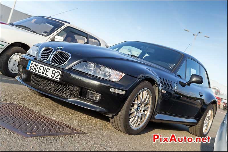 BMW Z3 Coupe, Parkings Salon Automedon