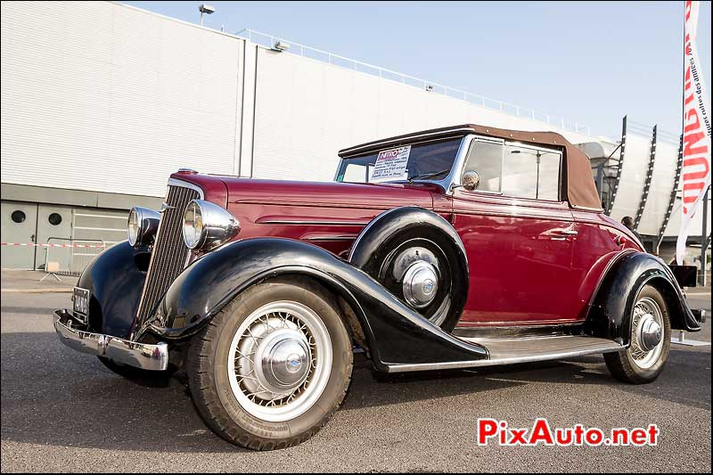 Chevrolet Master cabriolet, parkings Automedon