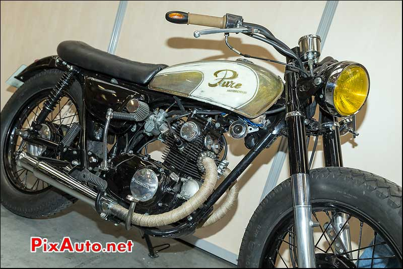 Honda CB Pure Motorcycles, Garage Iron Bikers Automedon