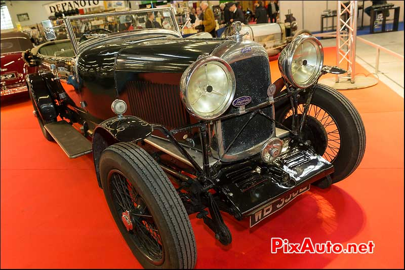 Automobile Lagonda 3L de 1930, Salon Automedon