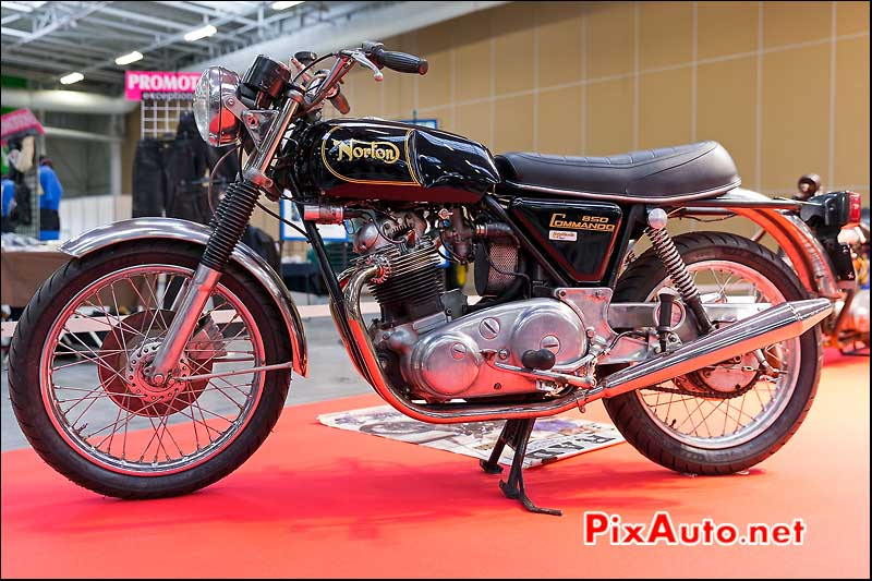 Norton 850 Commando, Salon Automedon