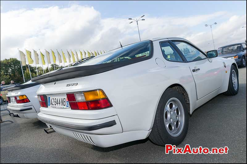 Porsche 944, Parkings Salon Automedon