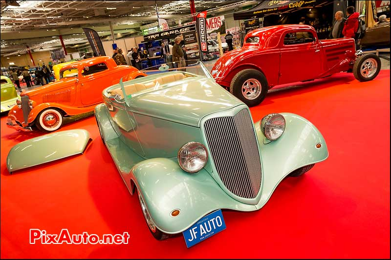 Rod Ford 34 Roadster, Salon Automedon