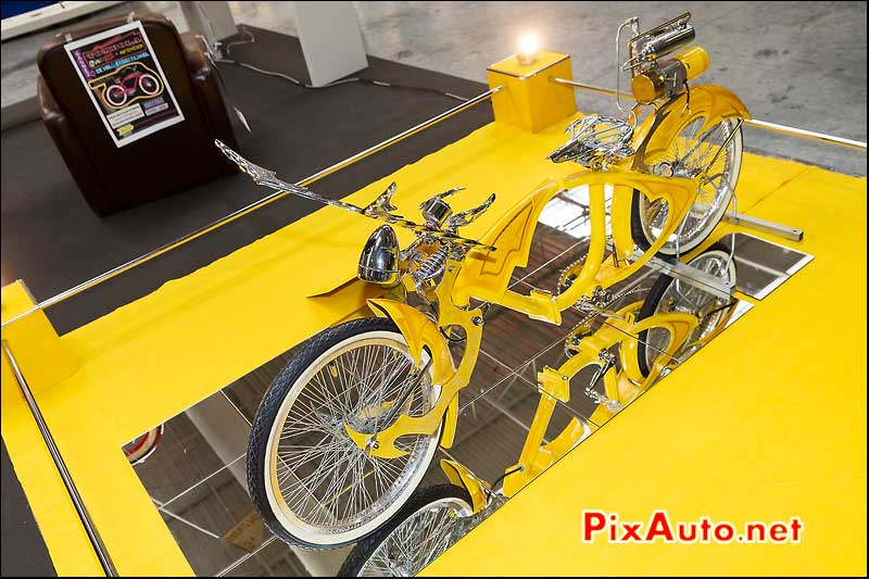 show bicycle, Salon Automedon