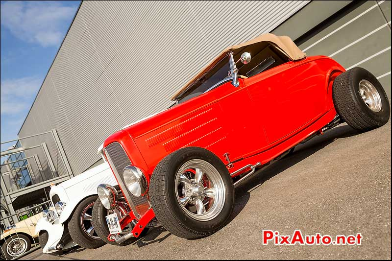 Street Rod, parkings Automedon