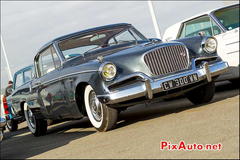 coupe Studebaker Sky Hawk, parkings Automedon