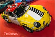 Berlinette Alpine A110 Fasa, salon automedon 2013
