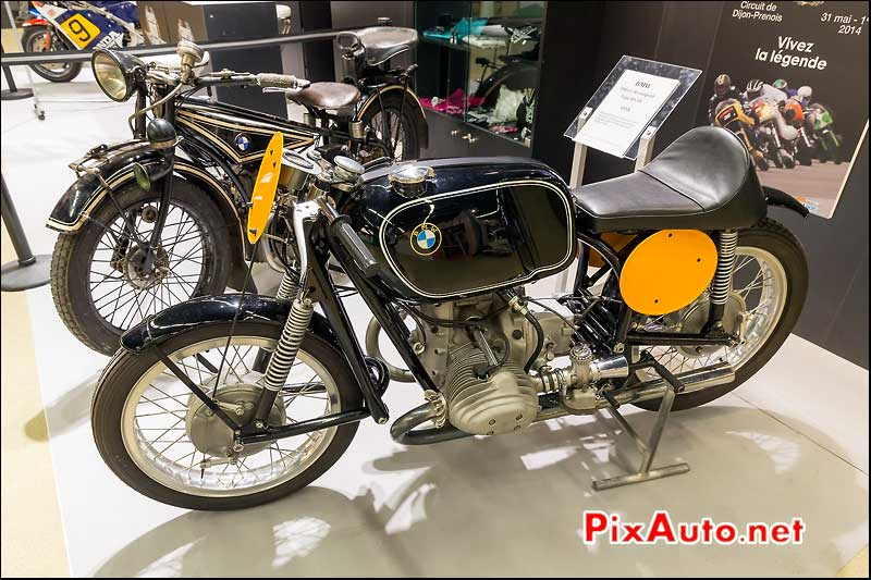 BMW RS54, stand Coupes Moto Legende