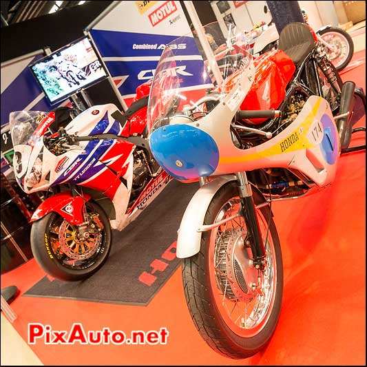 Honda RC174 et CB1000RR Tourist Trophy, Salon-Moto-Legende