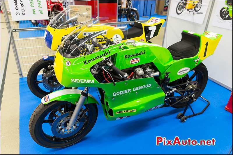 Le salon moto l gende v ritable f te de la moto - Salon de la moto 2013 ...
