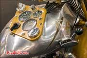 Instrumentation moto MGC de 1935, Salon-Moto-Legende 2013