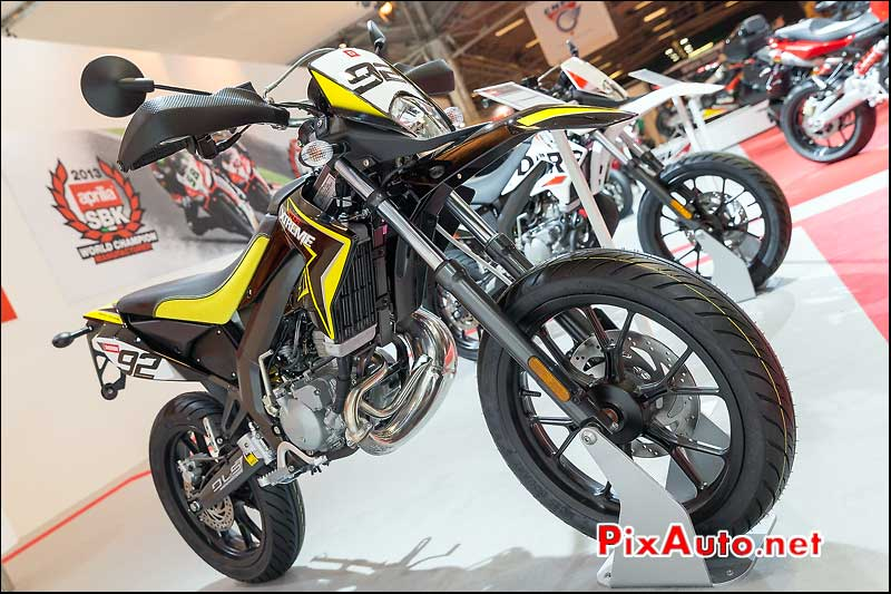 Derbi Xtreme 50SM, salon-de-la-moto Paris