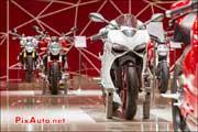 Stand Ducati salon de la moto scooter quad