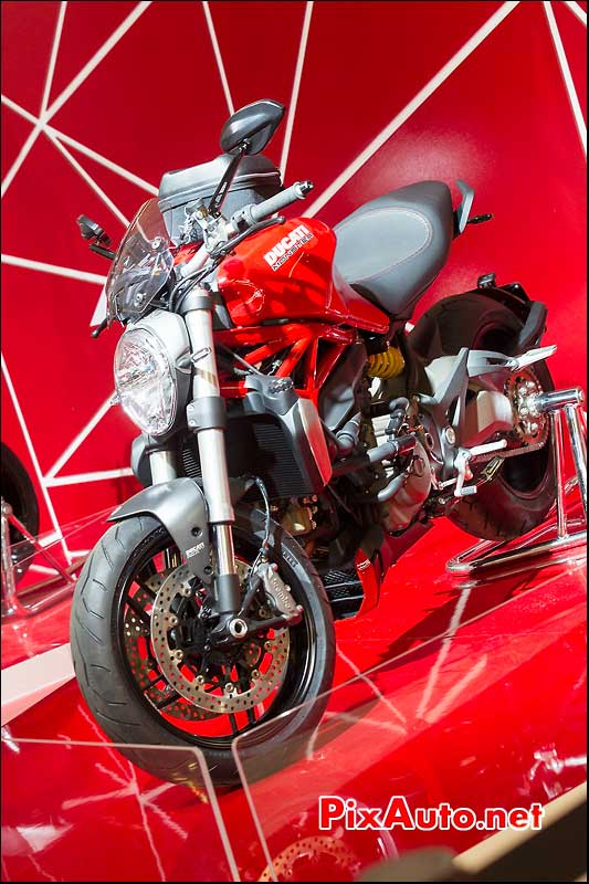 Ducati Monster 1200S, salon-de-la-moto Paris