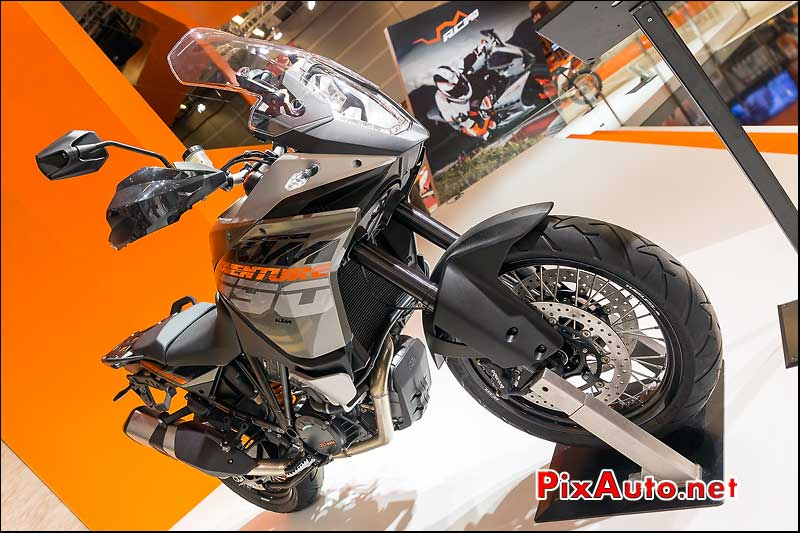 Nouveau KTM 1190 Adventure, salon-de-la-moto Paris