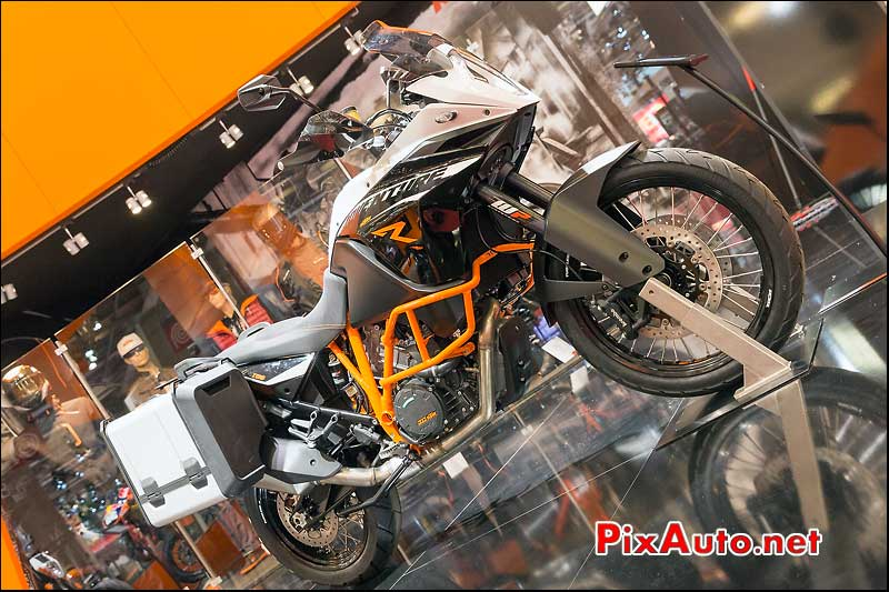 KTM 1190 Adventure R, salon-de-la-moto Paris