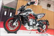 Mv-Agusta Rivale salon de la moto scooter quad