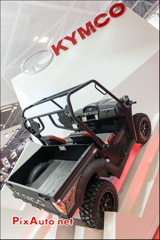Pick-up Kymco 700is, salon-de-la-moto Paris