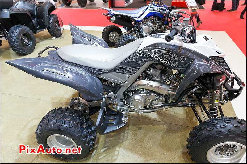 Quad Yamaha YFM700R, Salon-de-la-moto Paris 2013