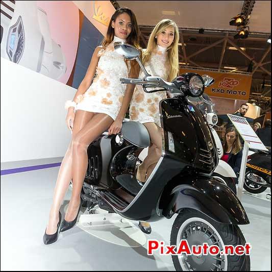Salon de la moto scooter et du quad de ural voxan for Hotesse salon moto