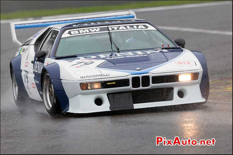 BMW M1, Robert Boos, cer2, GT2 Spa-Classic 2013