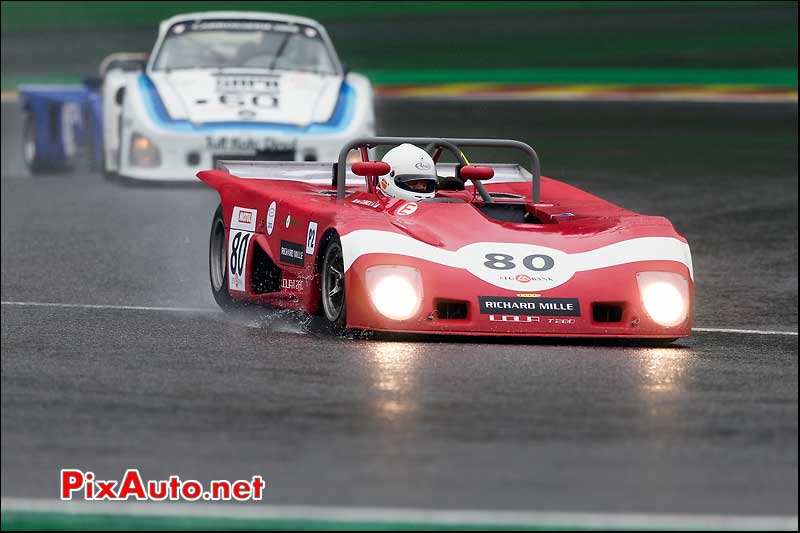Prototype Lota T280 n°80, cer2, GT2 Spa-Classic 2013