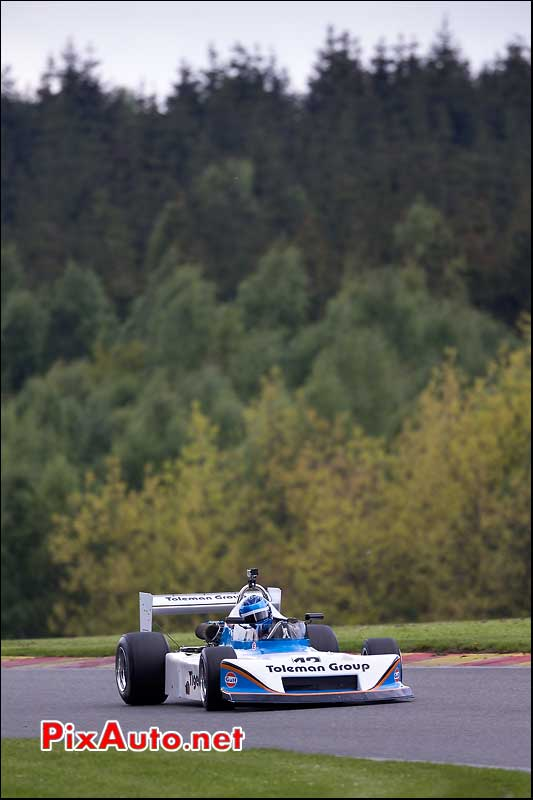 F2 March 782, Peter MEYRICK, Historic-Formula-2, Spa-Classic 2013