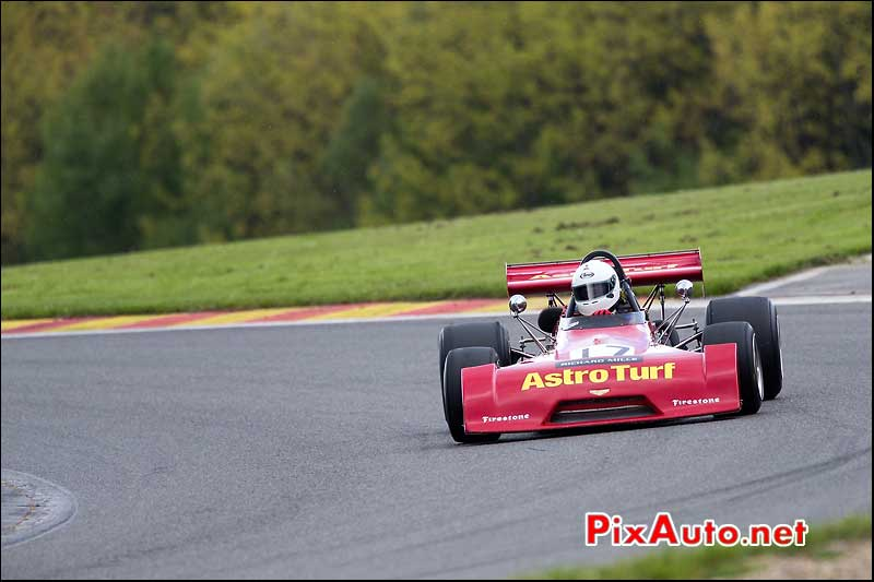 F2 Chevron B27, Historic-Formula-2, Spa-Classic 2013