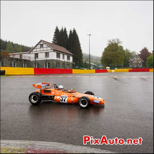 F2 Brabham BT30, Lincoln SMALL, Historic-Formula-2, Spa-Classic 2013