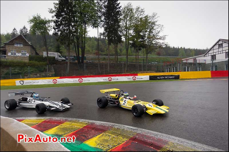 F2 Lotus 69, Historic-Formula-2, Spa-Classic 2013
