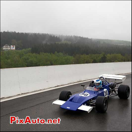 F2 March 712, Paul BASON, Historic-Formula-2, Spa-Classic 2013