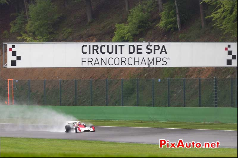 F2 Chevron 34D, Historic-Formula-2, Spa-Classic 2013