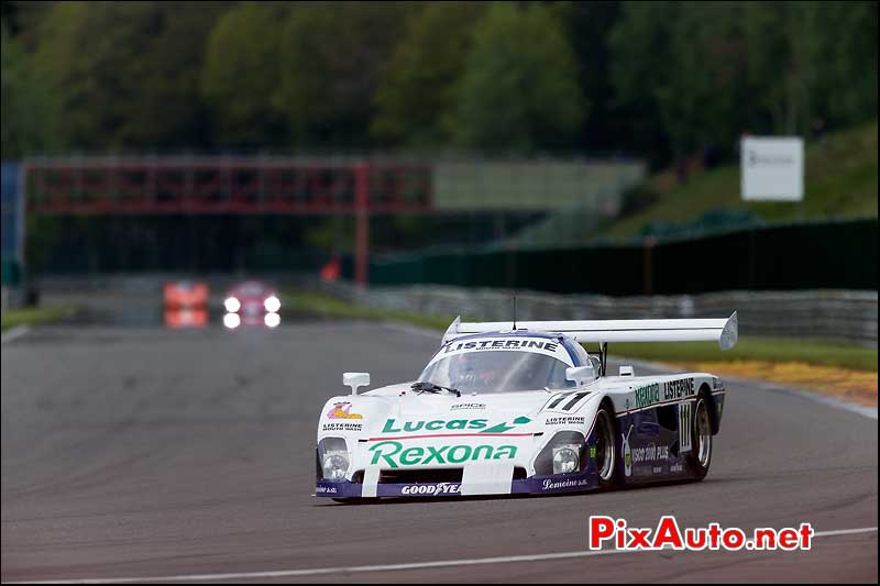 Spice SE88, Group-C Racing, Spa-Classic 2013