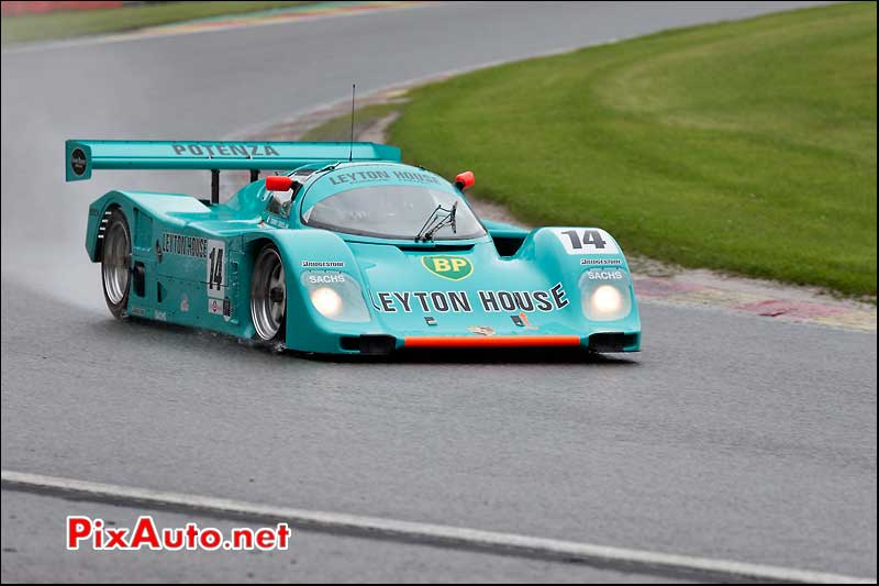 Porsche 962, Group-C Racing, Spa-Classic 2013