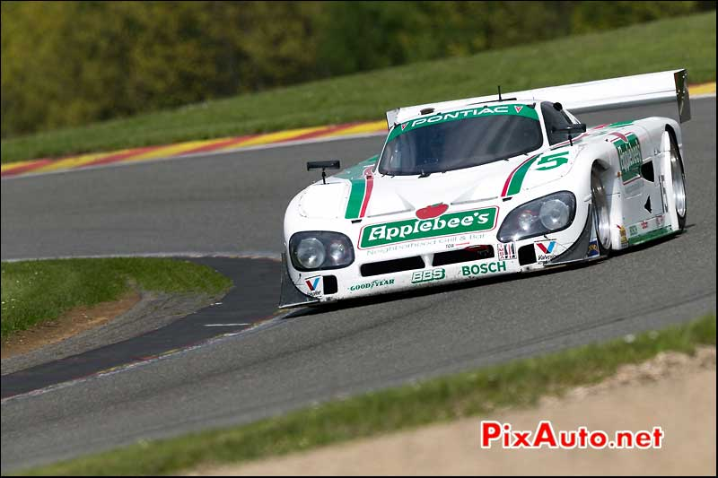 Spice SE89, Group-C Racing, Spa-Classic 2013