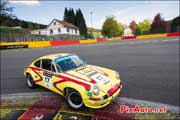 Porsche 911ST la Source circuit Spa-Francorchamps, SPA-Classic 2013