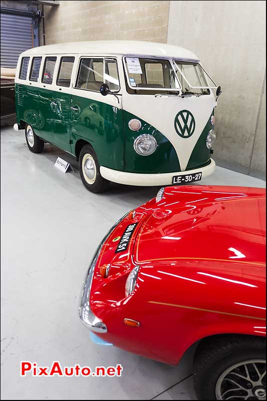 vw combi, expo vente Bonhams Spa-Classic 2013
