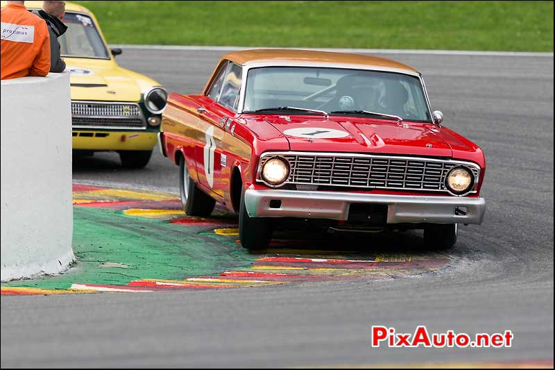 Ford Falcom numero1, Master Touring Cars, Spa-Francorchamps