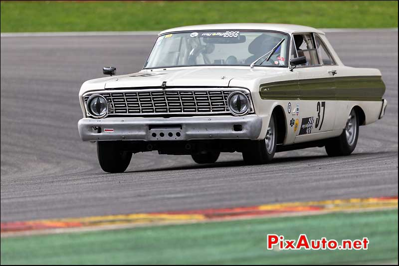 Ford Falcom Sprint numero37, Master Touring Cars, Spa-Francorchamps