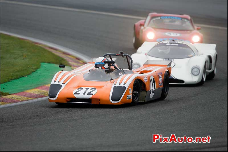 Prototype Lola T212, circuit Spa-Francorchamps, S6H
