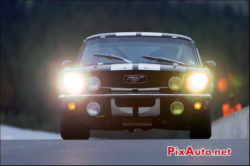 Ford Mustang numero49, Spa-Six-Hours