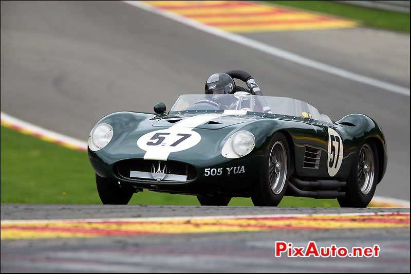 Maseraty 300S, Stirling Moss Trophy Spa-Francorchamps