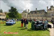 Chateau de la Taillee, Tour Auto Optic 2000