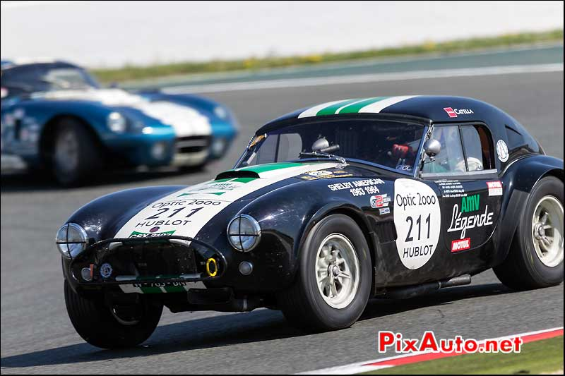 AC Cobra, n211, Circuit Magny-Cours Tour Auto 2013