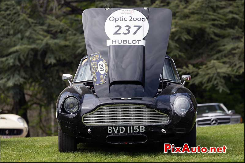 Aston Martin DB4GT, n237, Pesteils Tour Auto