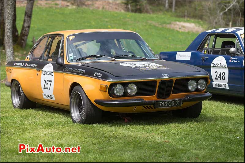 BMW 2800CS, n257, Pesteils Tour Auto