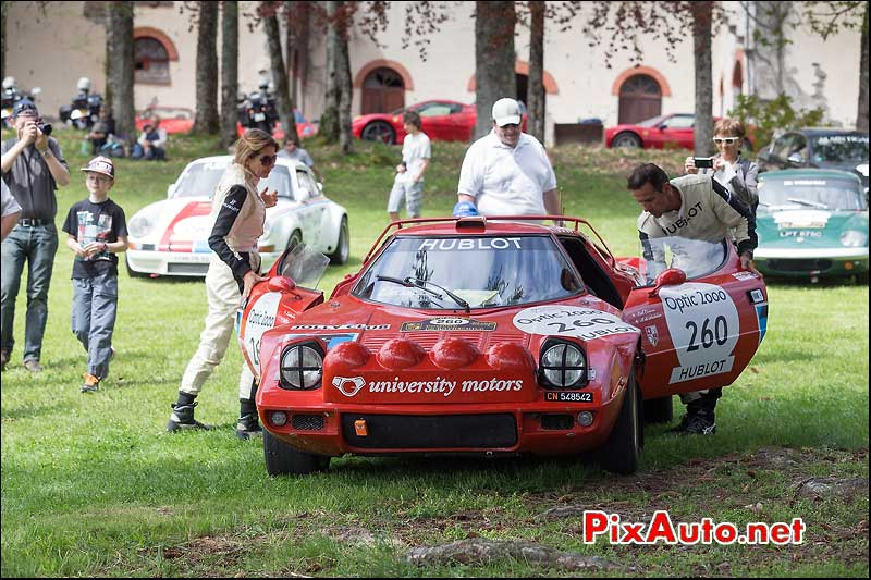 Lancia Stratos, n260, Pesteils Tour Auto