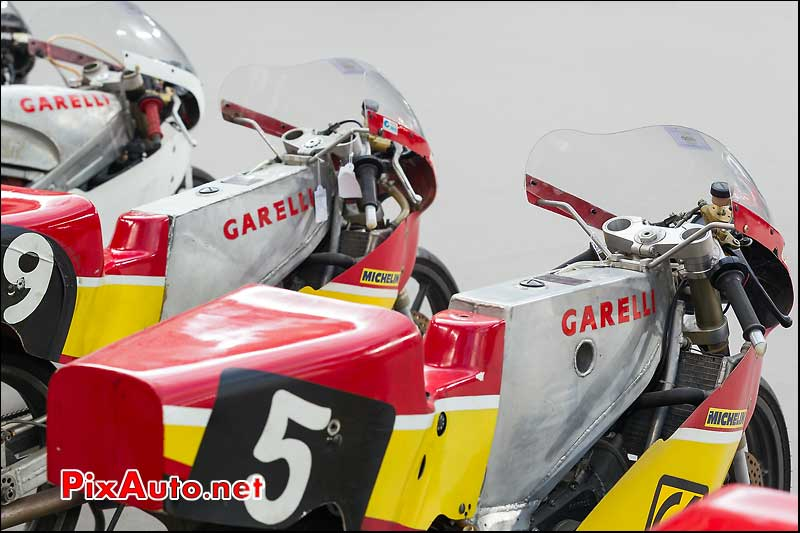 Garelli 125cc, exposition Bonhams grand palais